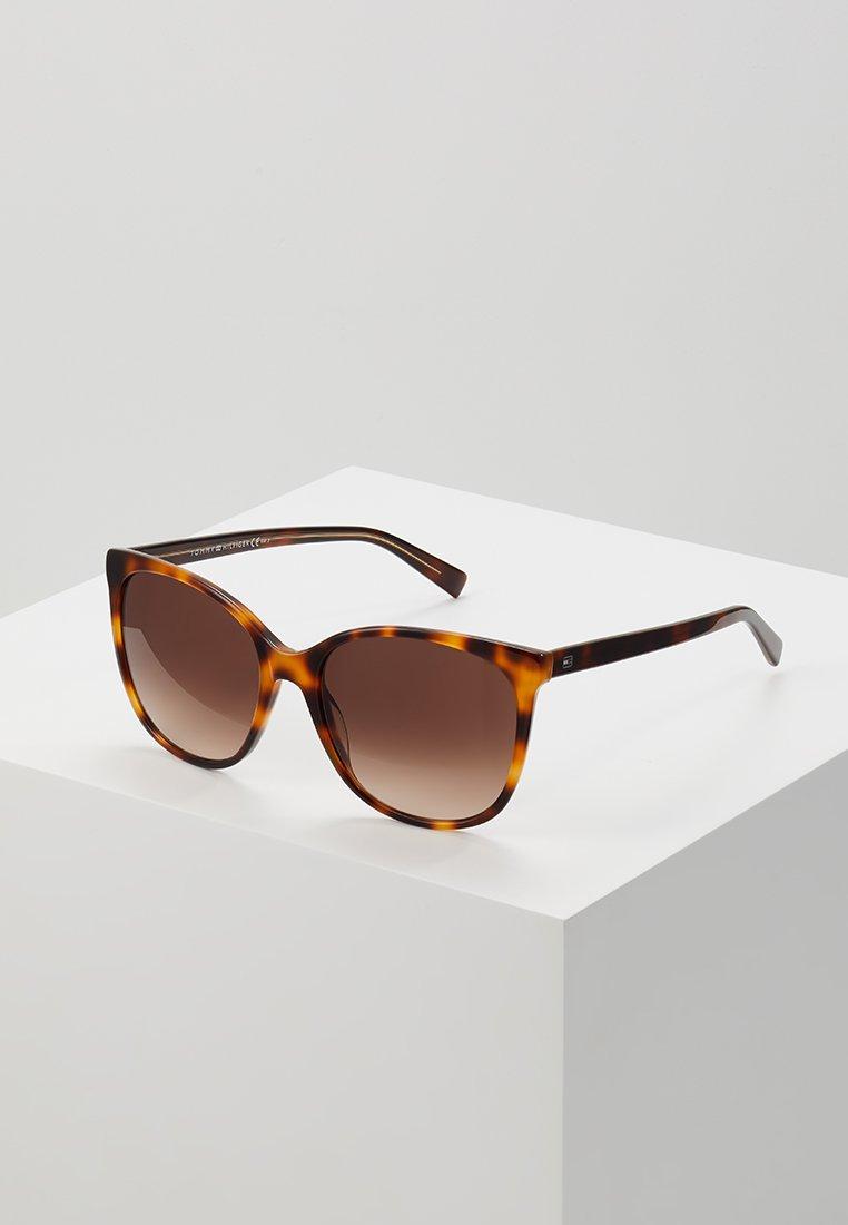 Tommy Hilfiger - Sluneční brýle - mottled brown