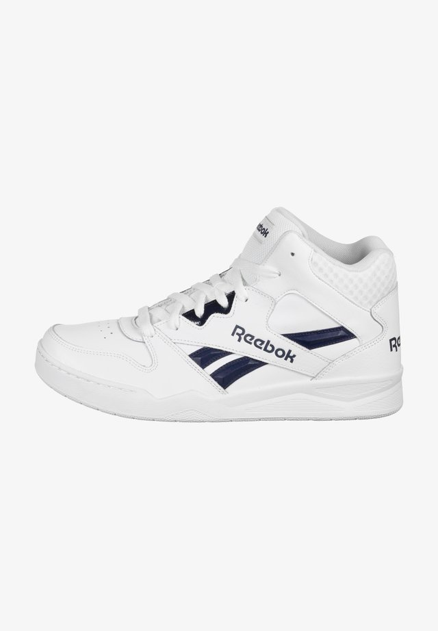 ROYAL  - Baskets montantes - white / collegiate navy