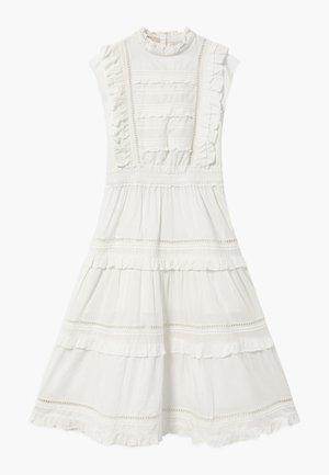 Maxi šaty - off white