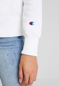 Champion Reverse Weave - HOODED - Kapuzenpullover - white - 6