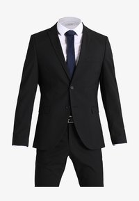 Selected Homme - SHDNEWONE MYLOLOGAN SLIM FIT - Suit - black - 10