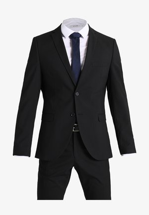 SHDNEWONE MYLOLOGAN SLIM FIT - Jakkesæt - black