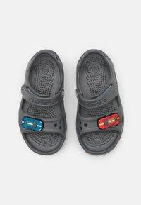 Crocs - CROCS FUN LAB CAR  - Sandalen - slate grey - 3
