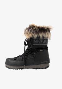 Moon Boot - MONACO LOW WP - Vinterstøvler - black - 1