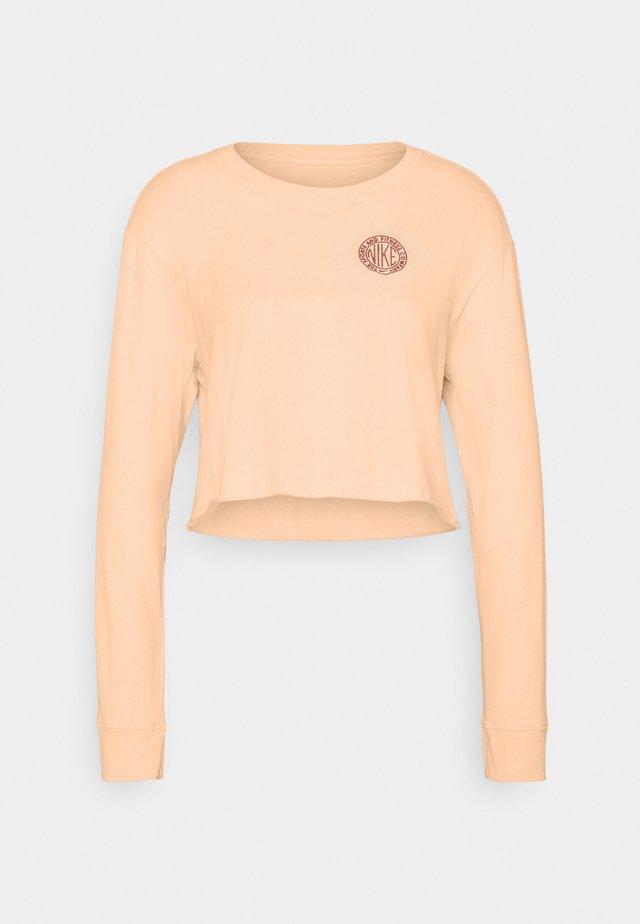 TEE FEMME - Long sleeved top - orange pearl