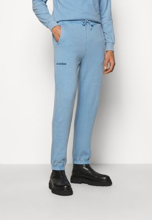Tracksuit bottoms - faded blue