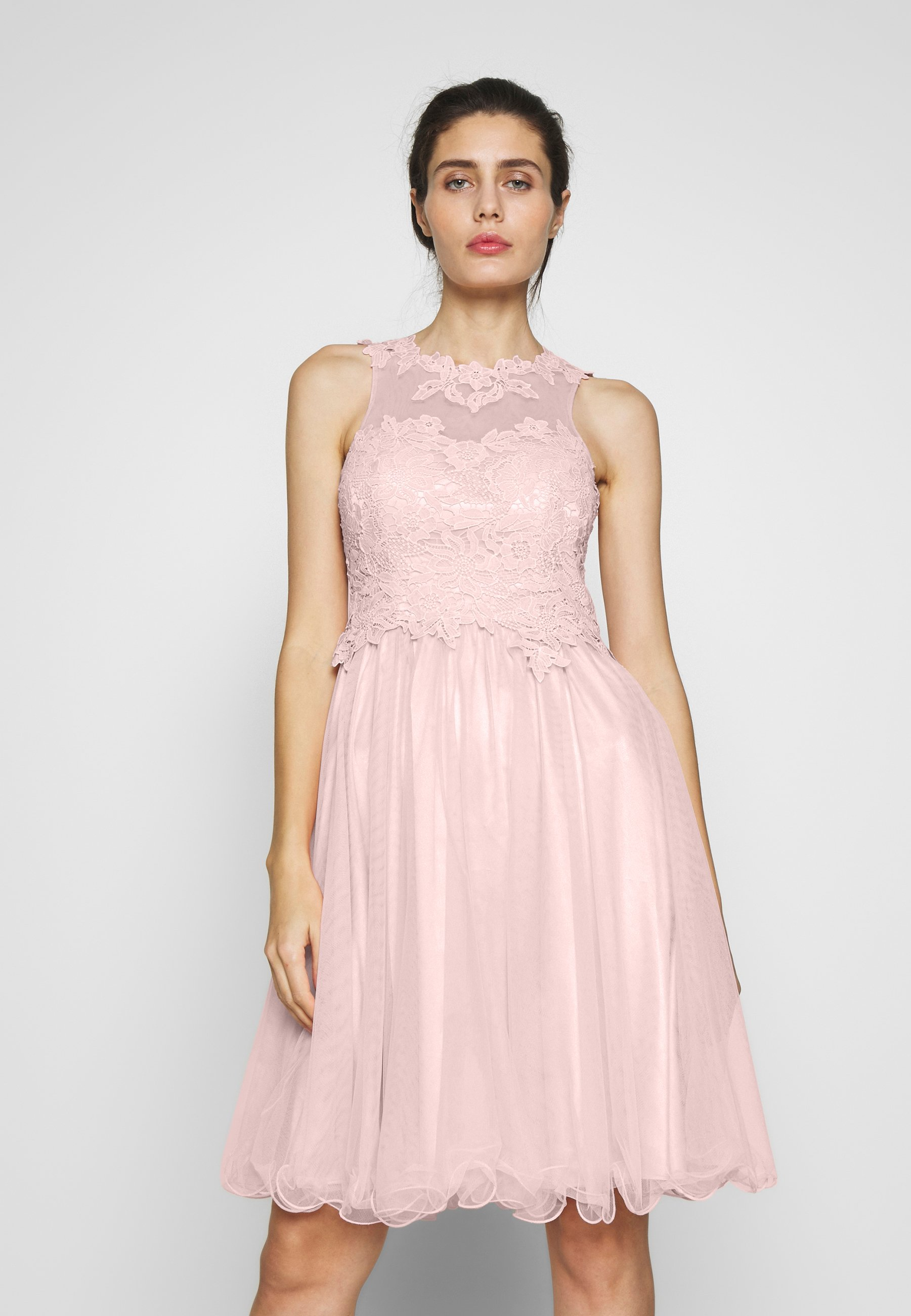 Cocktailkleid/festliches Kleid   pastellrosa