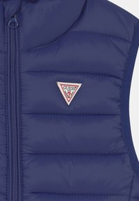 Guess - TODDLER PADDED CORE UNISEX - Bodywarmer - blue - 2
