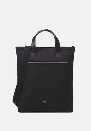BARBETTE UNISEX - Tote bag - black