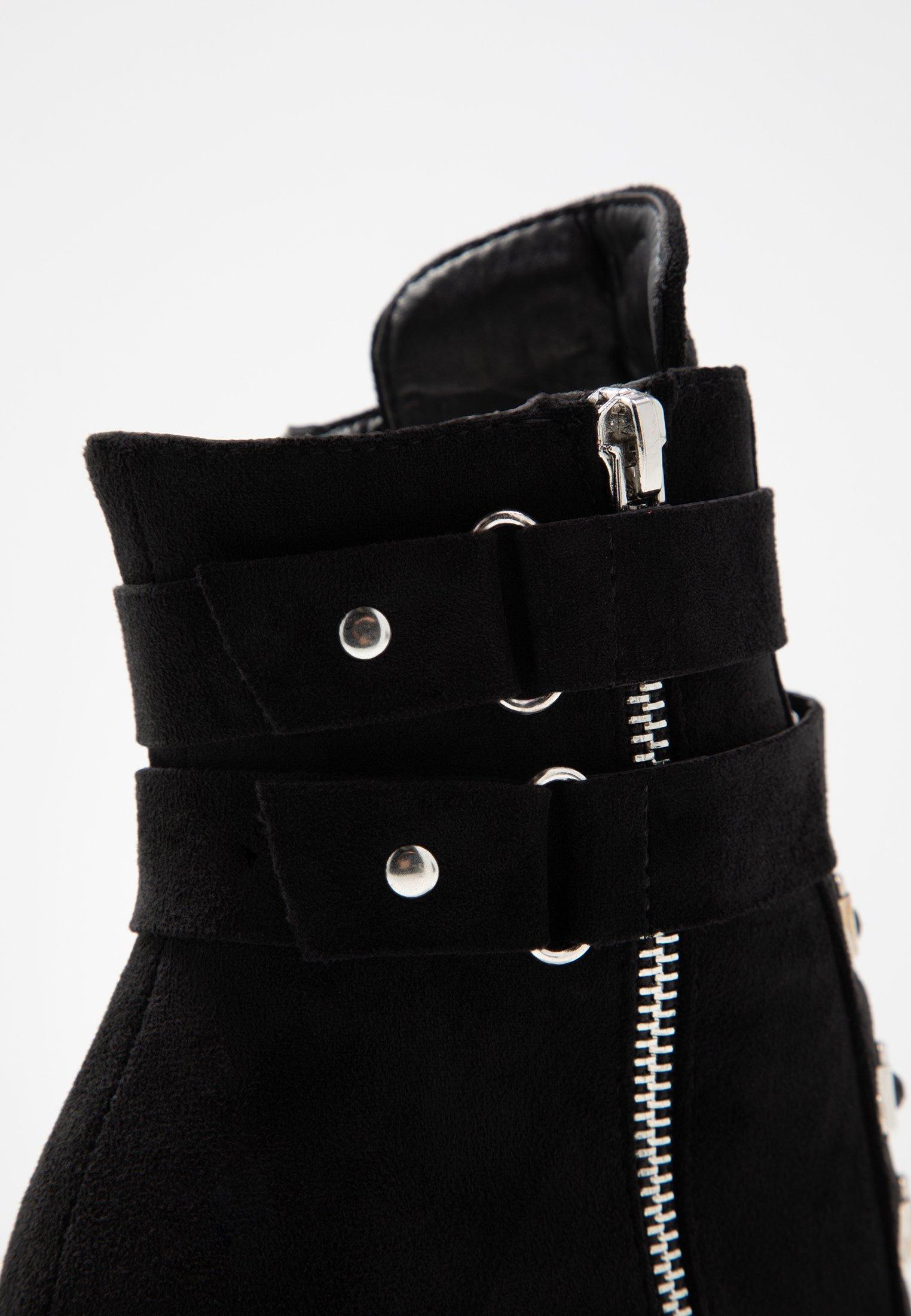 RAID Wide Fit WIDE FIT LONDON High Heel Stiefelette black/schwarz