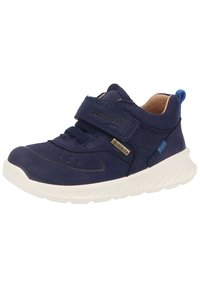 Superfit - Touch-strap shoes - blau/blau - 1