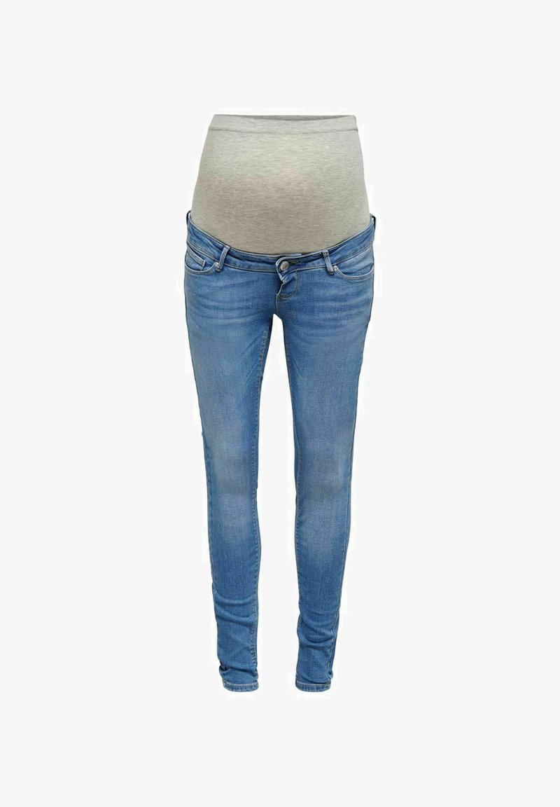 ONLY MATERNITY - Slim fit jeans - blue