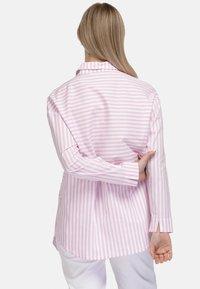 HELMIDGE - Button-down blouse - rosa - 1