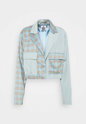 SPIRITED - Summer jacket - blue