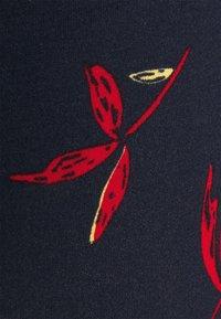 Envie de Fraise - FIONA TANK - Top - navy blue/multicolour flowers - 2