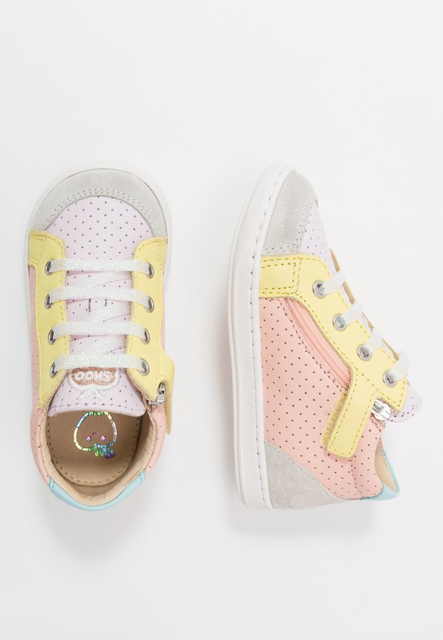 BOUBA - Baby shoes - multicolor/pastel