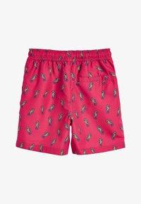 Next - CORAL SEAHORSE SWIM SHORTS (3MTHS-16YRS) - Swimming shorts - pink - 1