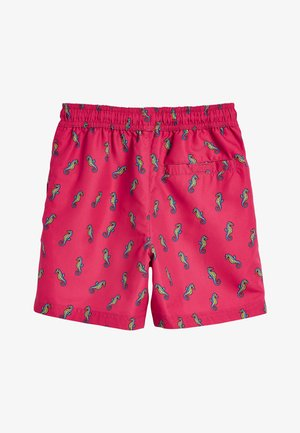 CORAL SEAHORSE SWIM SHORTS (3MTHS-16YRS) - Swimming shorts - pink