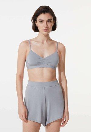 PLAIN SOFT TOUCH - Pyjamahousut/-shortsit - blue