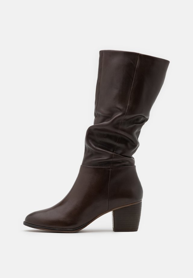 JOSIE - Boots - dark brown