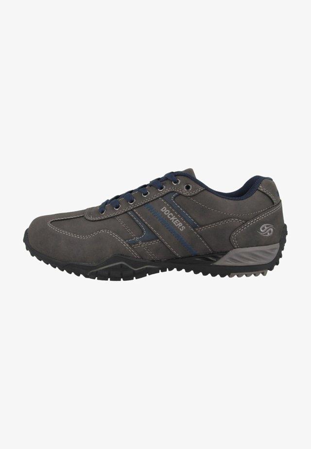 Sneakers laag - dark grey