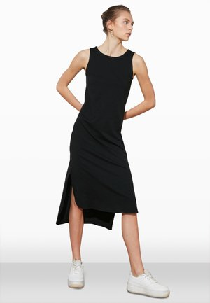 TRENDYOL TWOSS19VG0317 - Day dress - black