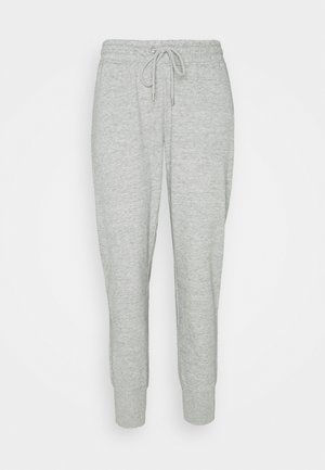 YOUR FAVOURITE TRACKPANT - Tracksuit bottoms - grey marle