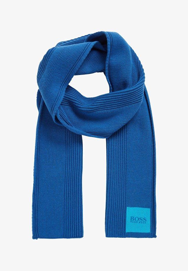 AREBO - Scarf - open blue