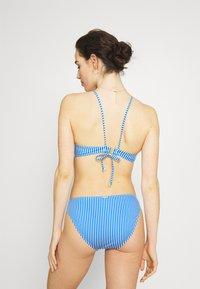 O'Neill - CALI RITA FIXED SET - Bikini - blue/white - 2