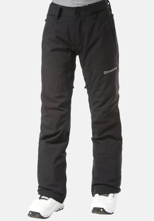 HAILA  - Snow pants - black