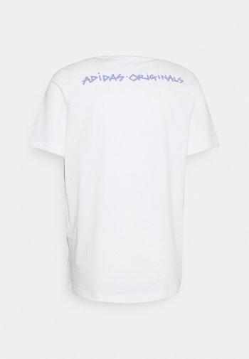 DINO TEE UNISEX - T-shirt con stampa - core white