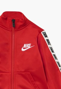 Nike Sportswear - BLOCK TAPING TRICOT BABY SET - Tracksuit - university red - 4