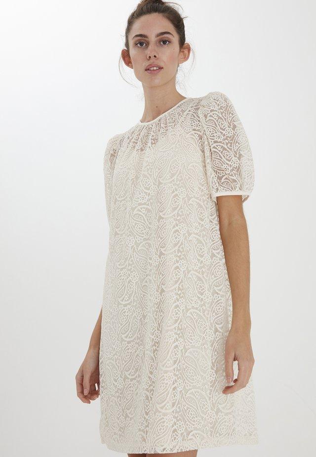 Sukienka letnia - tapioca