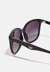 Emporio Armani - Sluneční brýle - black - 3