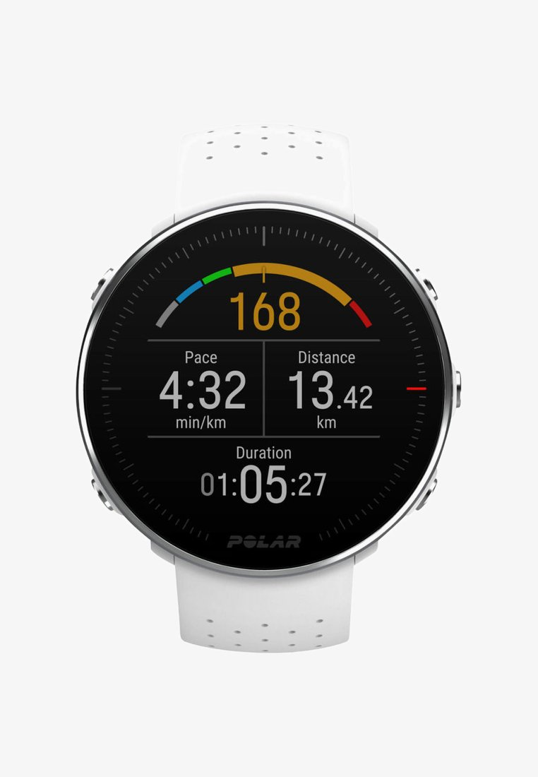 Polar - VANTAGE  - Heart rate monitor - white