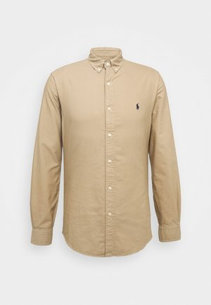 LONG SLEEVE SPORT - Shirt - surrey tan
