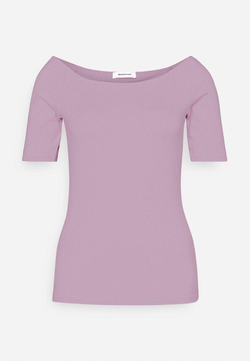 Modström - TANSY  - Basic T-shirt - heather