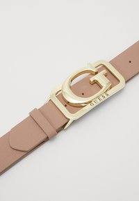Guess - PANT BELT - Belte - taupe - 2
