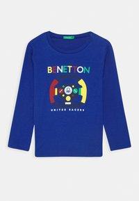 Benetton - Maglietta a manica lunga - blue - 0