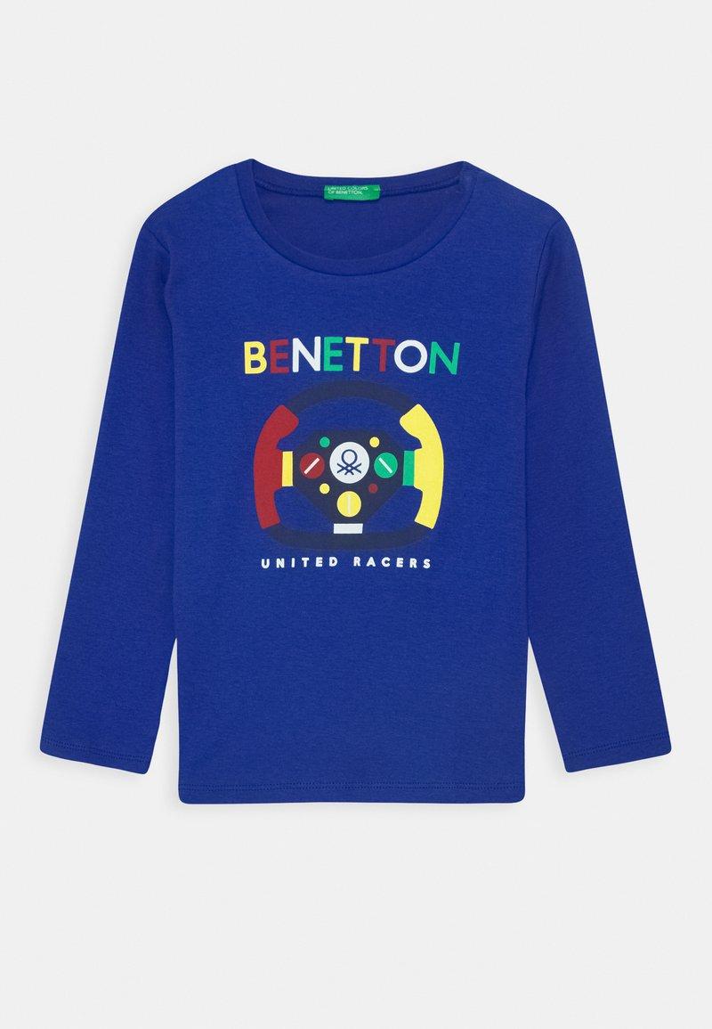 Benetton - Maglietta a manica lunga - blue