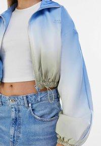 Bershka - Light jacket - khaki - 3