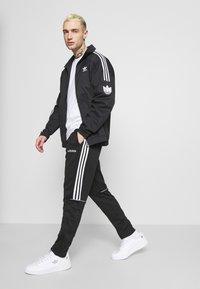 adidas Originals - UNISEX - Training jacket - black - 3