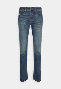Diesel - THOMMER-X - Slim fit jeans - medium blue - 4