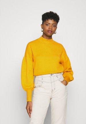 YASFONNY  - Pulover - lemon curry
