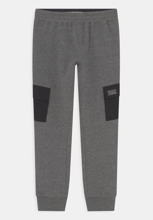 Pantaloni sportivi - charcoal heather