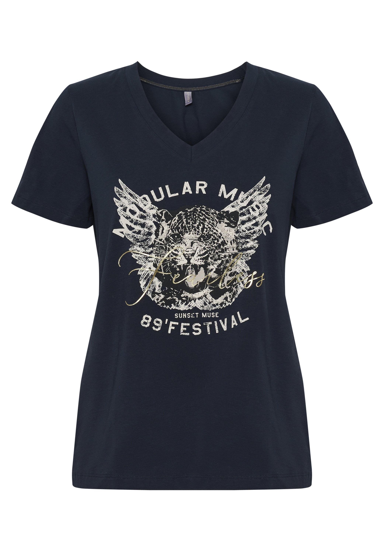 Damen CUELMY  - T-Shirt print