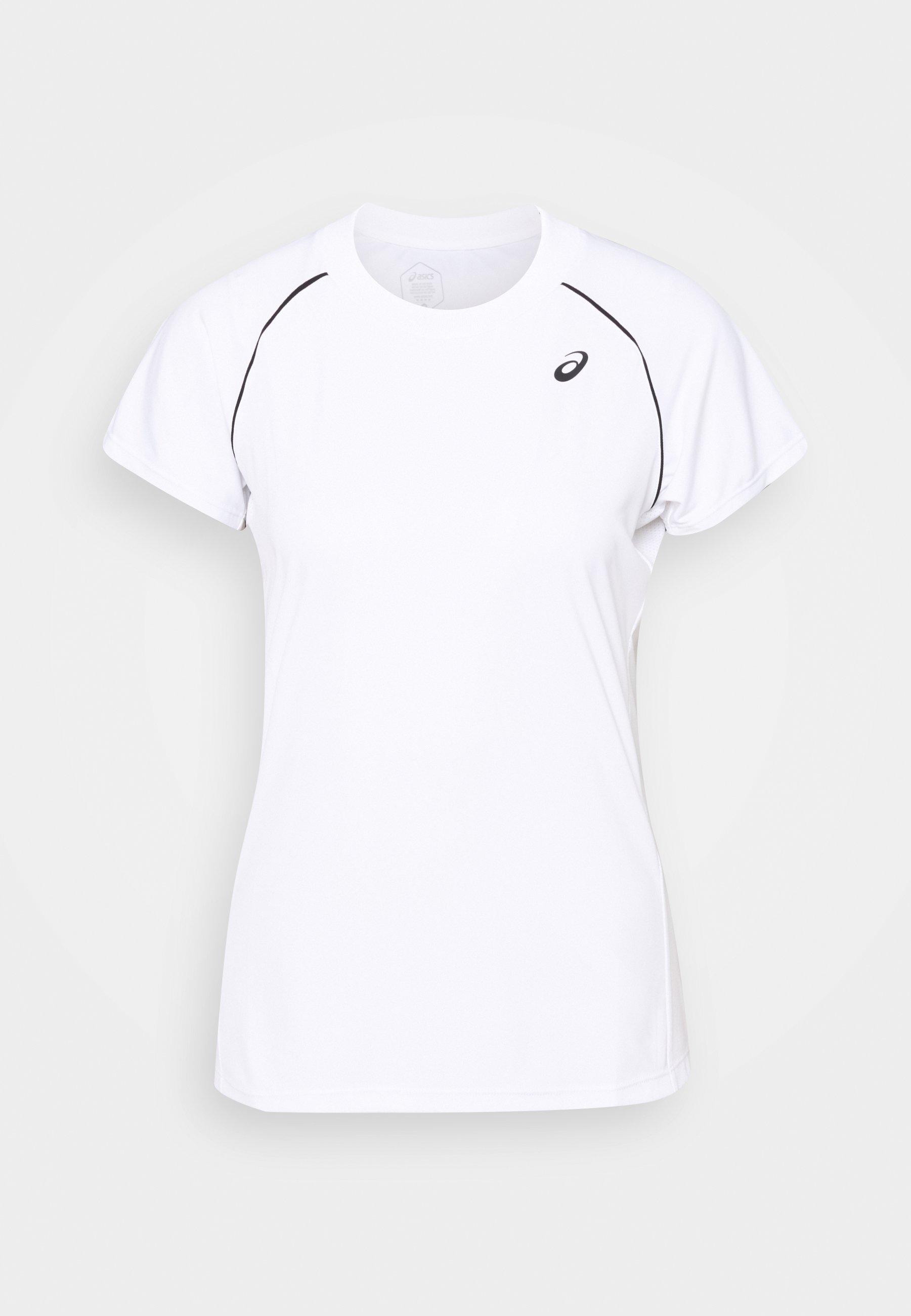 Women COURT PIPING - Print T-shirt