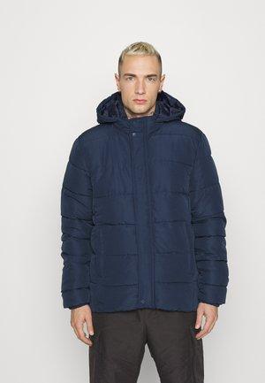 ONSJOSHUA PUFFER JACKET  - Winter jacket - dress blues