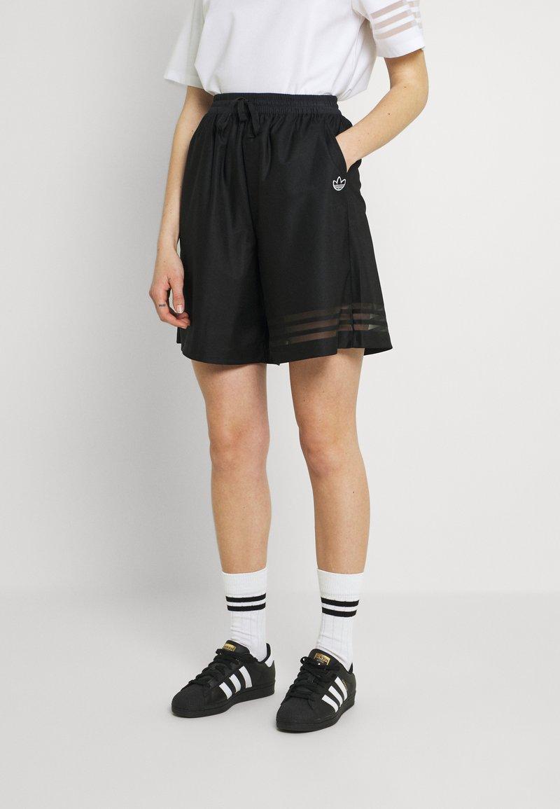adidas Originals - Shorts - black