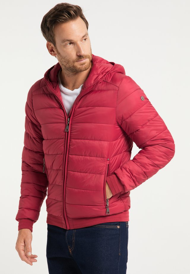 STEPP - Down jacket - rot